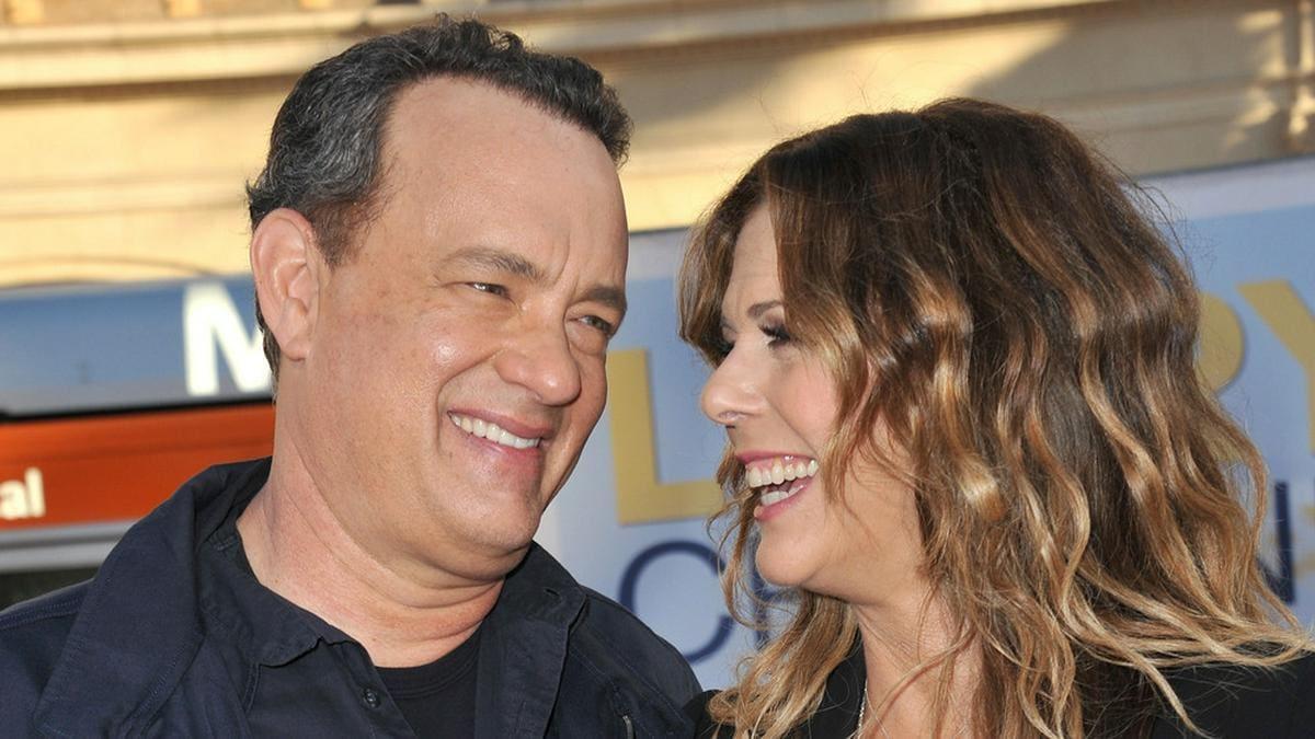 Tom Hanks und Rita Wilson sind seit 1988 verheiratet. © Featureflash Photo Agency / Shutterstock.com