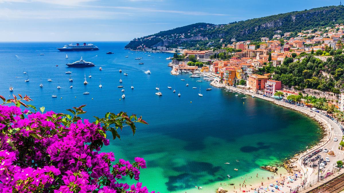 Reisen an die Côte d'Azur sind unter Auflagen möglich.. © emperorcosar / Shutterstock.com