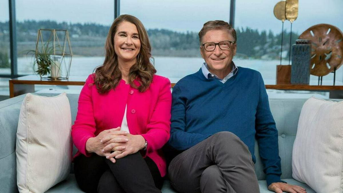 Bill und Melinda Gates sind seit 1994 verheiratet. © imago images/Xinhua