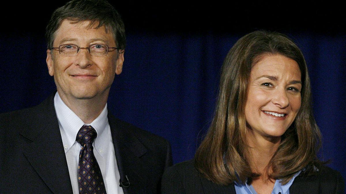 Bill und Melinda Gates haben 1994 geheiratet.. © imagecollect/Fernando Leon