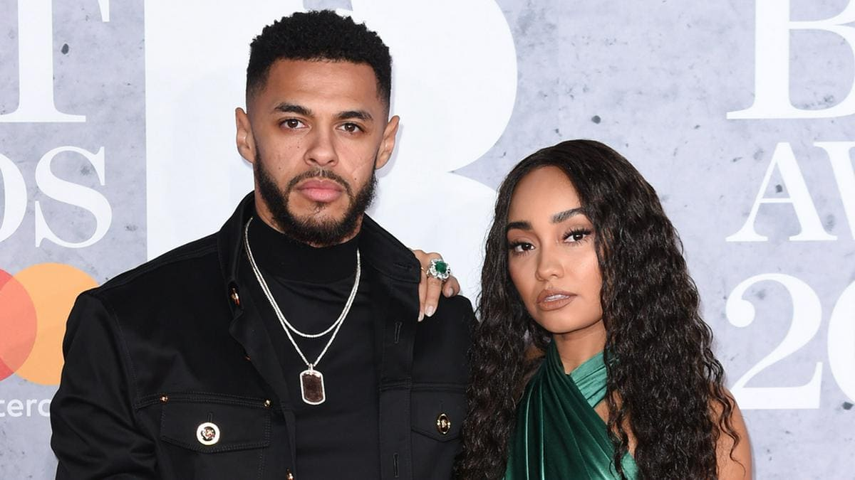 Leigh-Anne Pinnock und Andre Gray auf einem Event in London. © Featureflash Photo Agency/Shutterstock.com