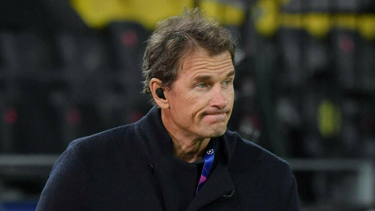 Jens Lehmann hat sich mit seinen Aussagen über Dennis Aogo nicht nur bei Hertha BSC Berlin ins Aus geschossen.. © imago images/Team 2