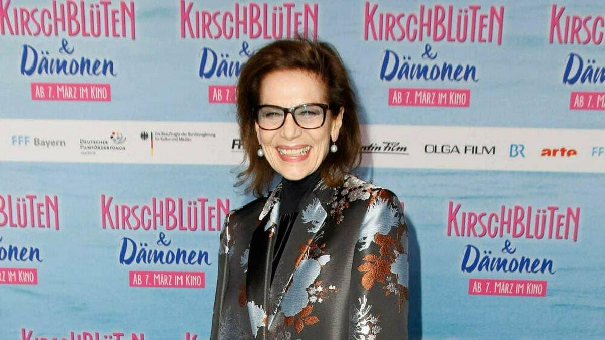 Einer ihrer letzten Auftritte Ende Februar 2019 in München: Hannelore Elsner.. © imago images/Eventpress