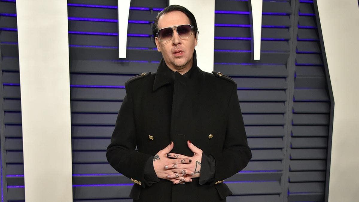 Marilyn Manson im Jahr 2019. © DFree/Shutterstock.com