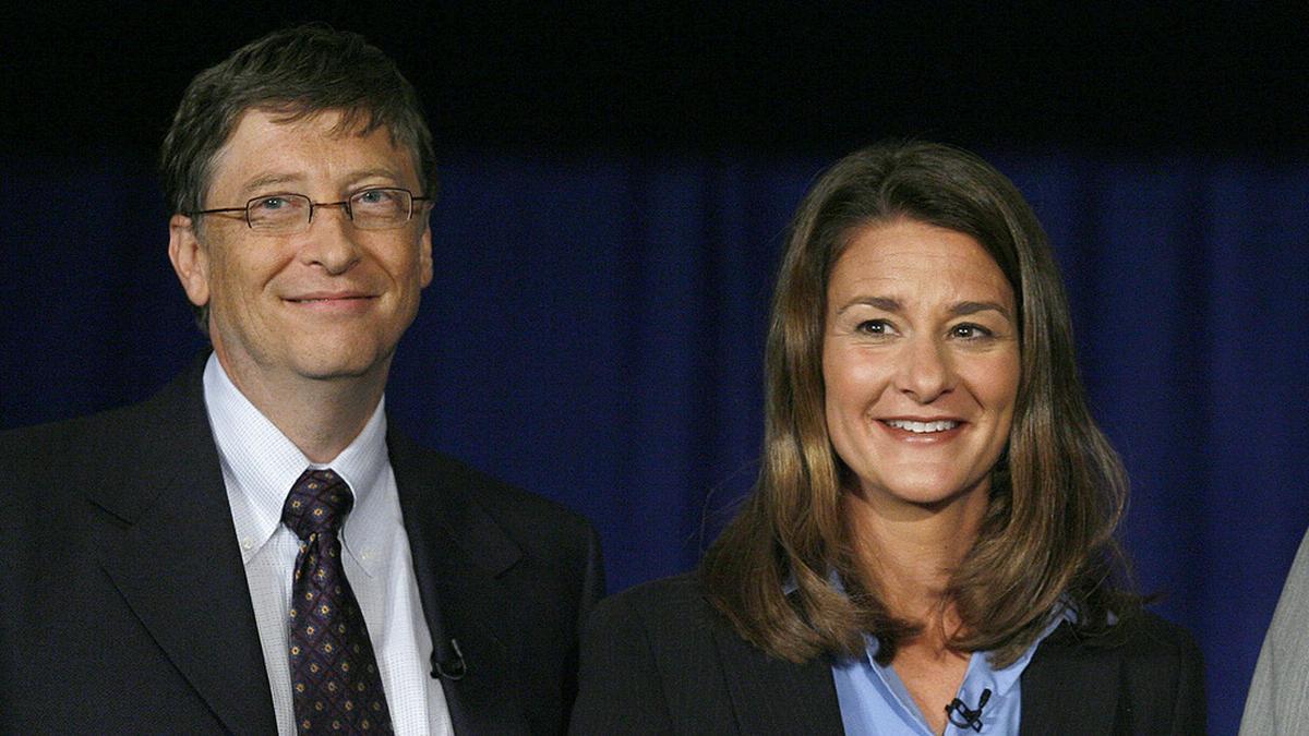 Bill und Melinda Gates teilen ihr Vermögen untereinander auf.. © ImageCollect / Fernando Leon