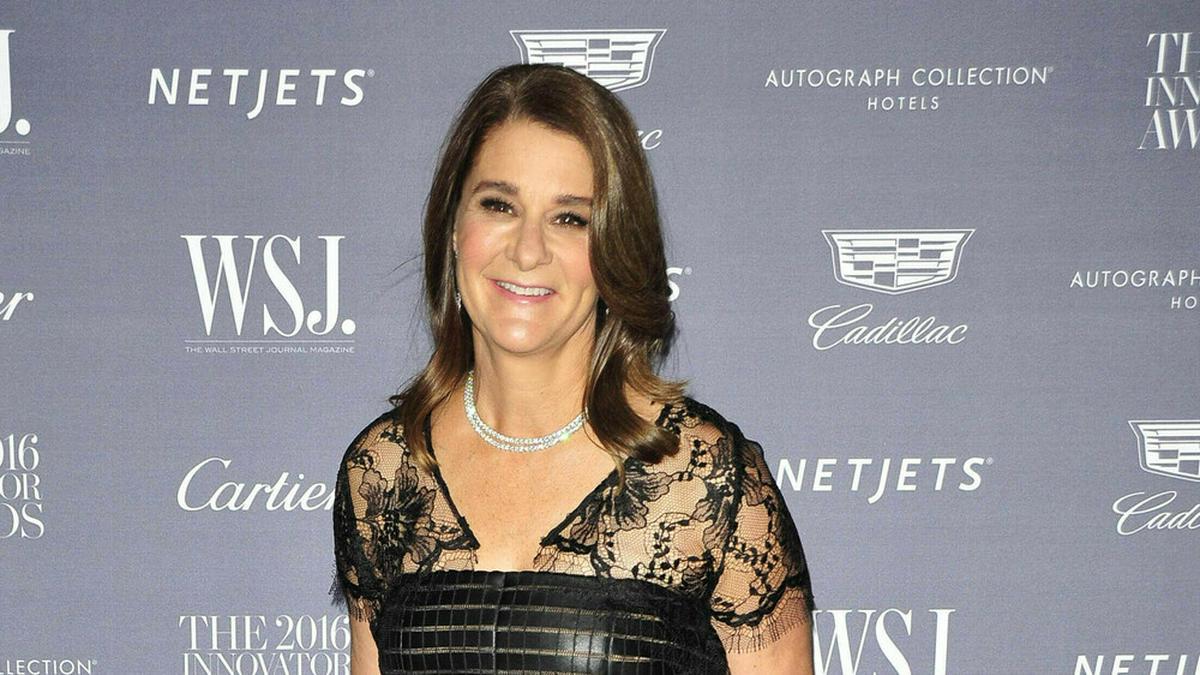 Melinda Gates bekam von ihrem Noch-Ehemann Bill Aktien in Milliardenhöhe übertragen.. © Patricia Schlein/starmaxinc.com/ImageCollect