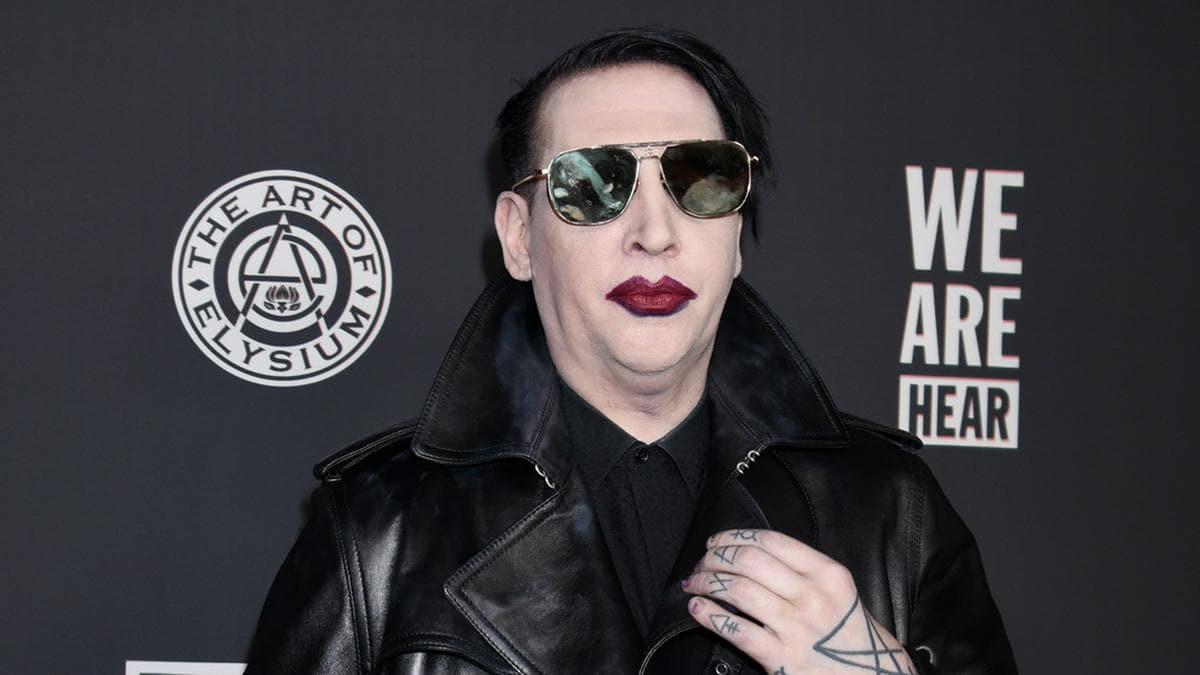 Marilyn Manson im Januar 2020. © Ga Fullner/Shutterstock.com