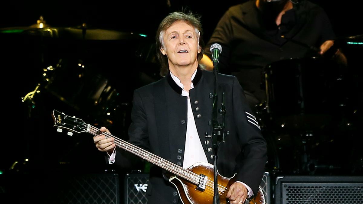 Paul McCartney bekommt schon bald seine eigenen Briefmarken in Großbritannien.. © Debby Wong/shutterstock