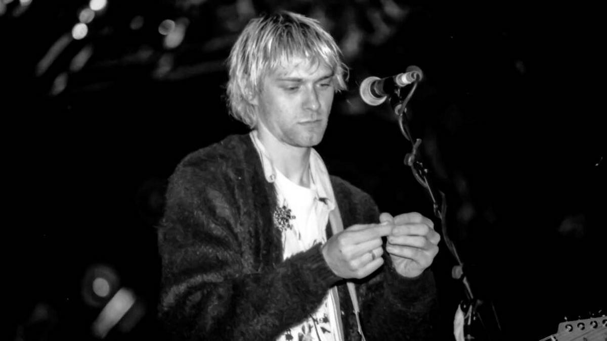 Kurt Cobain starb 1994 in Seattle im US-Bundesstaat Washington.. © imago images/Votos-Roland Owsnitzki