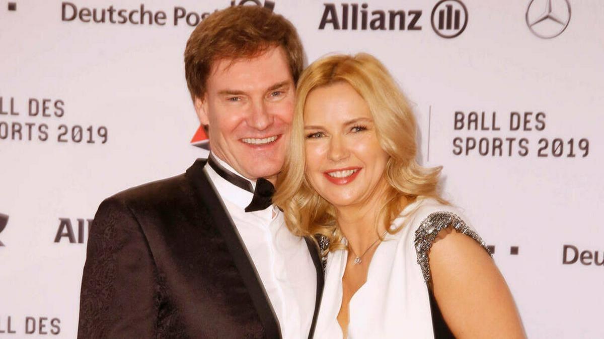 Carsten Maschmeyer und Veronica Ferres sind seit 2014 verheiratet.. © imago images/Eventpress