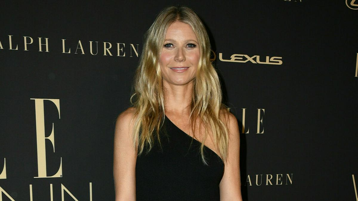 Gwyneth Paltrow hat es in der Quarantäne ein eigens erfundener Whiskey-Cocktail angetan.. © AdMedia/ImageCollect.com