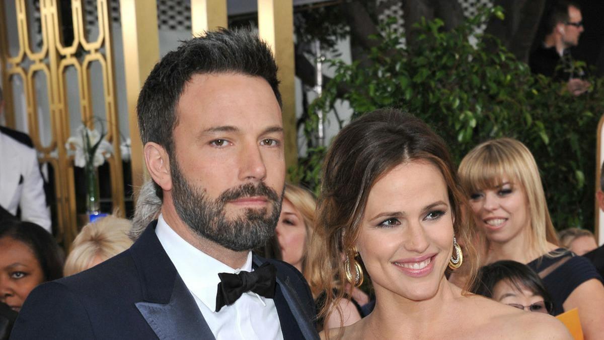 Ben Affleck und Jennifer Garner bei den 70. Golden Globe Awards in Los Angeles
