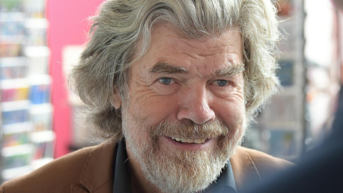 """Reinhold Messner will noch einmal """"Ja"""" sagen. © Markus Wissmann / Shutterstock.com"""