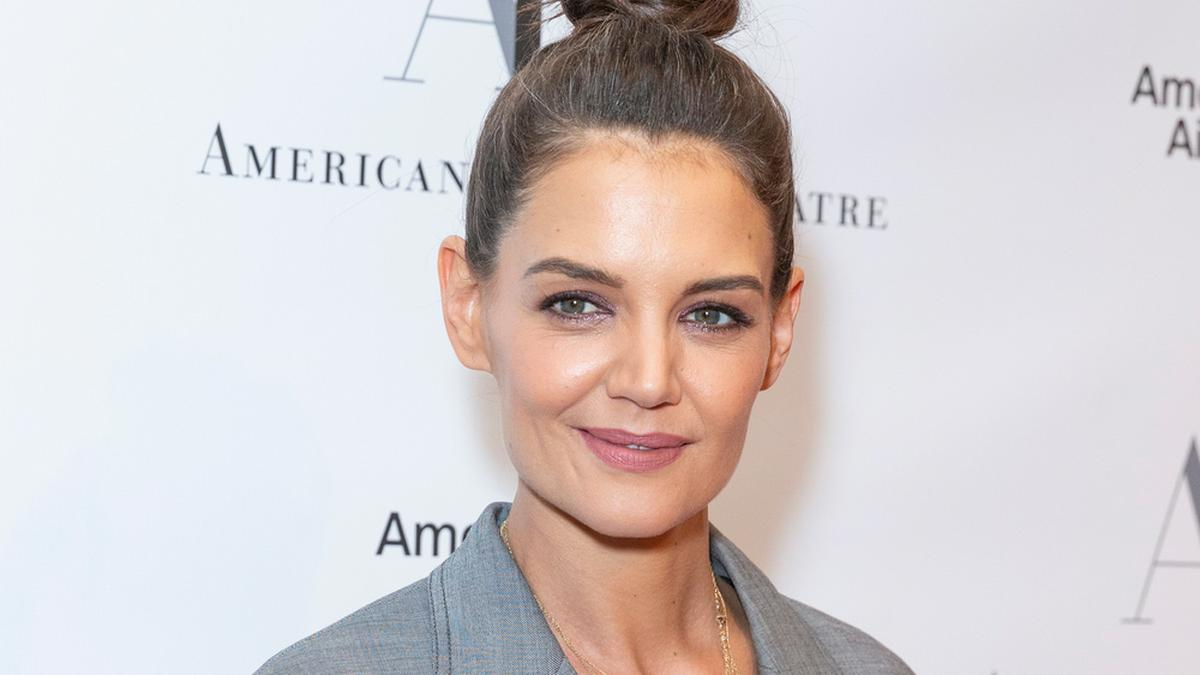 Katie Holmes hat sich von Emilio Vitolo Jr. getrennt.. © lev radin / Shutterstock.com