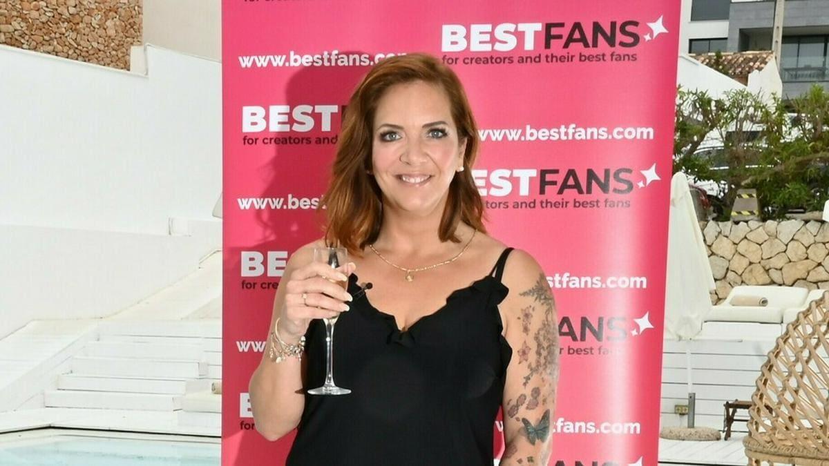 """Danni Büchner belegte 2020 den dritten Platz bei der RTL-Show """"Ich bin ein Star - holt mich hier raus"""".. © Starpress für BestFans"""