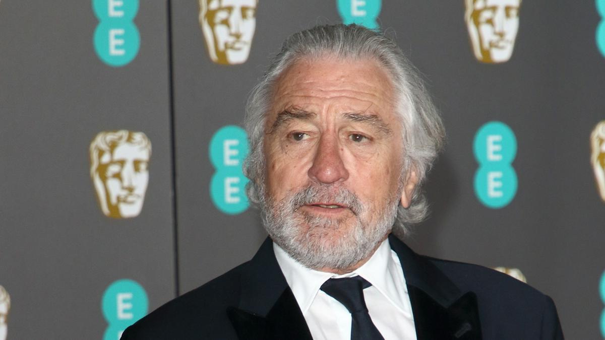 "Robert De Niro hat sich abseits des Filmsets von ""Killers of the Flower Moon"" verletzt.. © Landmark Media. pictures@lmkmedia.com. Tel:00 44 20 7033 3830/ImageCollect"