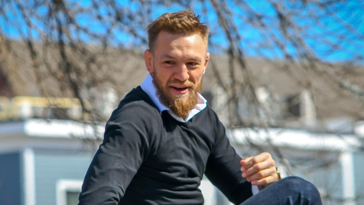Conor McGregor ist zum dritten Mal Vater geworden. © Keith J Finks/Shutterstock.com