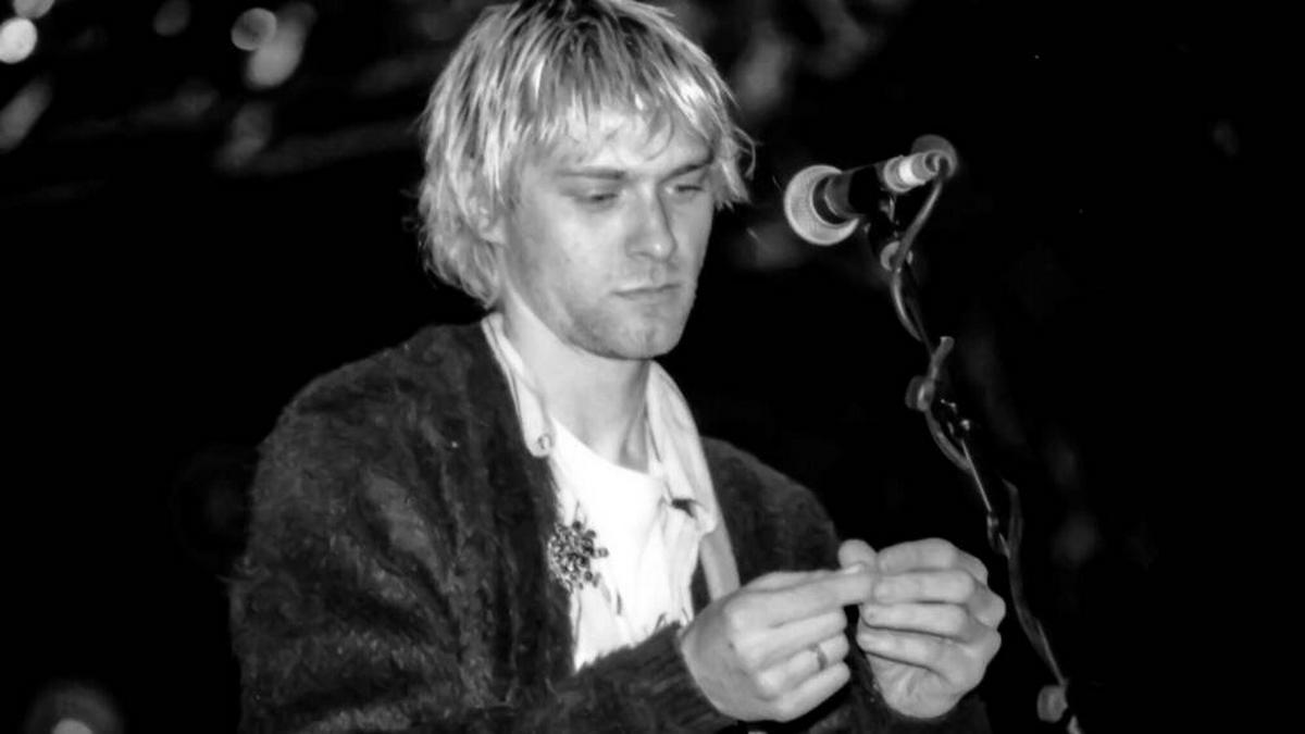 Kurt Cobain starb 1994. © imago images/Votos-Roland Owsnitzki