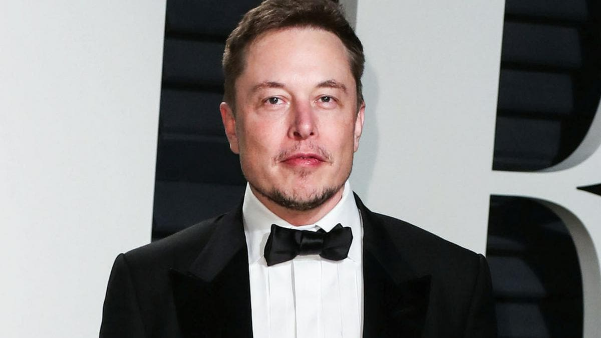 Elon Musk ist derzeit der drittreichste Mann der Welt.. © Xavier Collin/Image Press Agency/ImageCollect