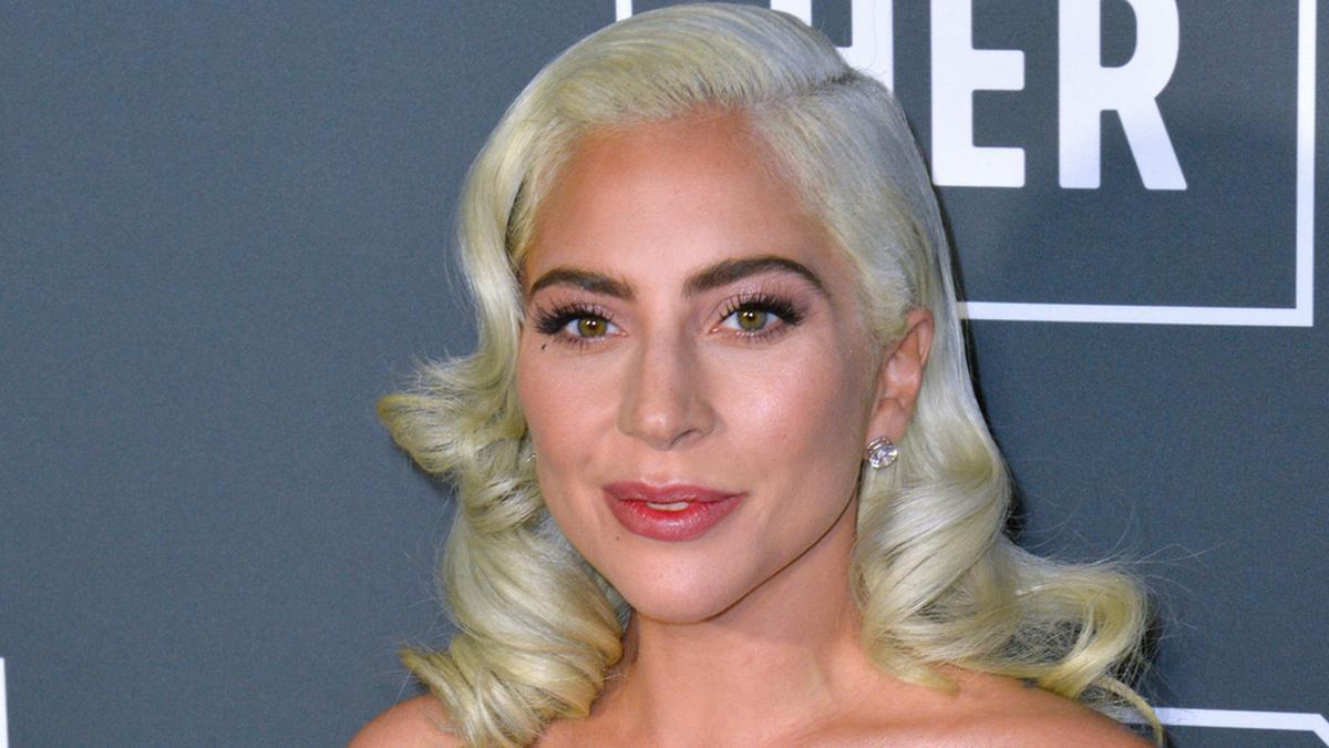 Lady Gaga bei einem Auftritt in Santa Monica.. © Featureflash Photo Agency/Shutterstock.com