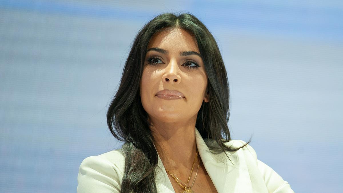 Kim Kardashian bei einem Event in Armenien