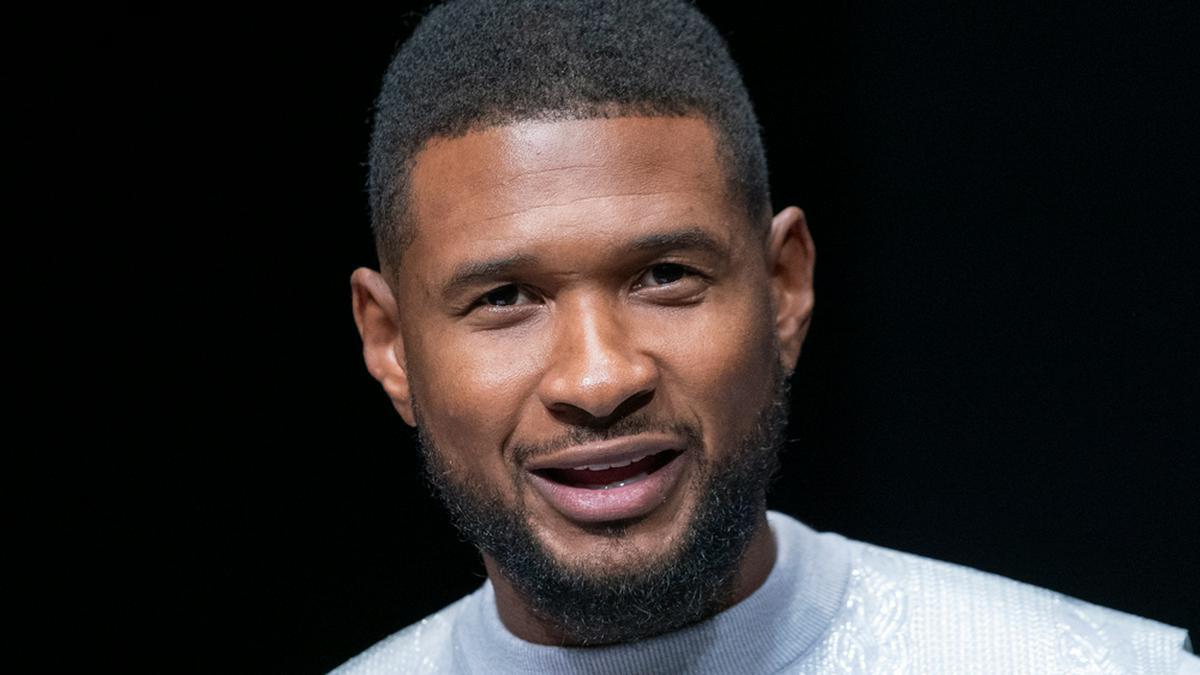 Usher freut sich auf das vierte Kind.. © Shutterstock.com / lev radin