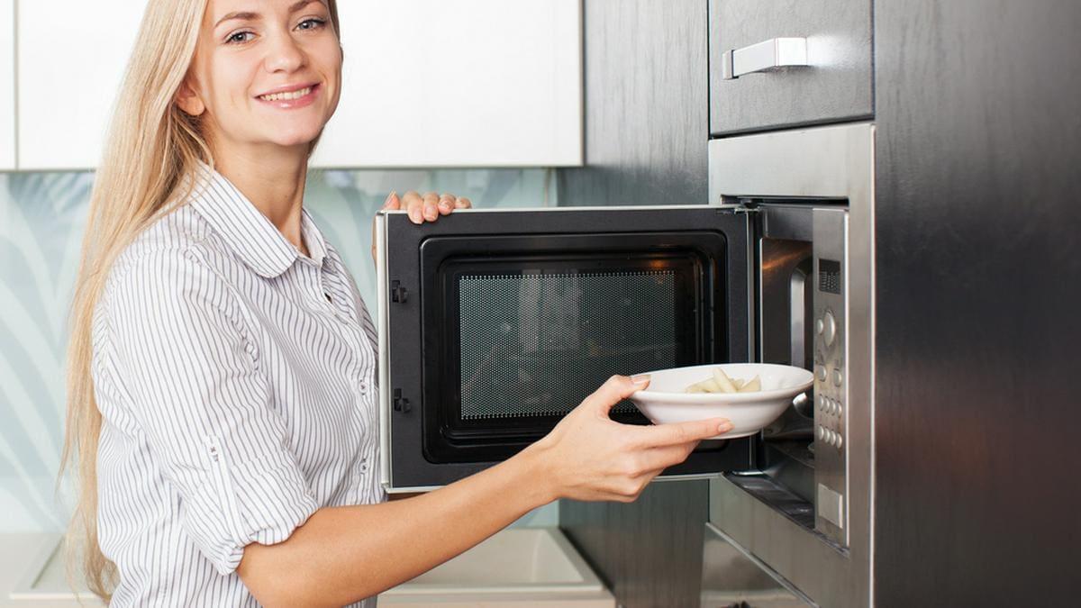 Nicht jedes Geschirr hält der Mikrowellenenergie stand.. © Gladskikh Tatiana/Shutterstock.com