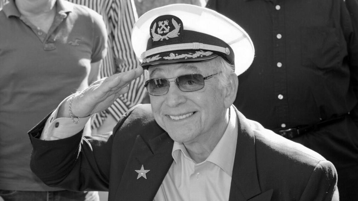 "Gavin MacLeod wird auf ewig Captain Merrill Stubing aus ""Love Boat"" sein. © imago/ZUMA Press"