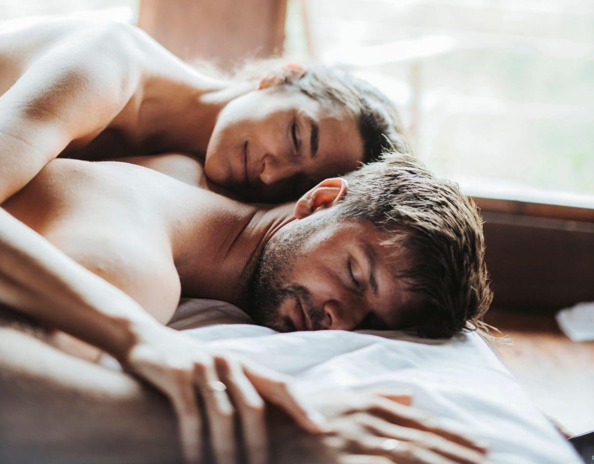 Couple Bed Vanillasex