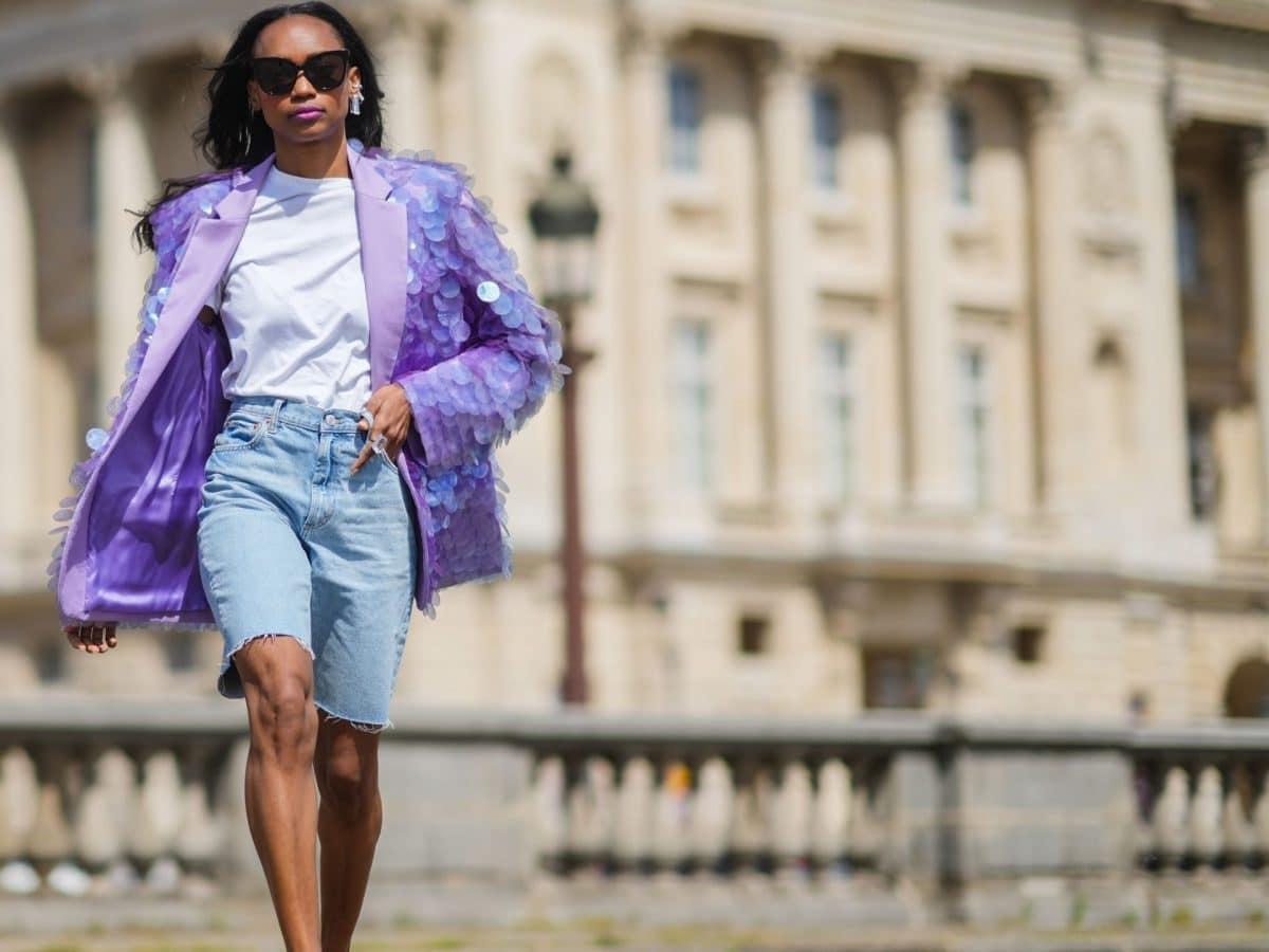 jeans trend frau mode