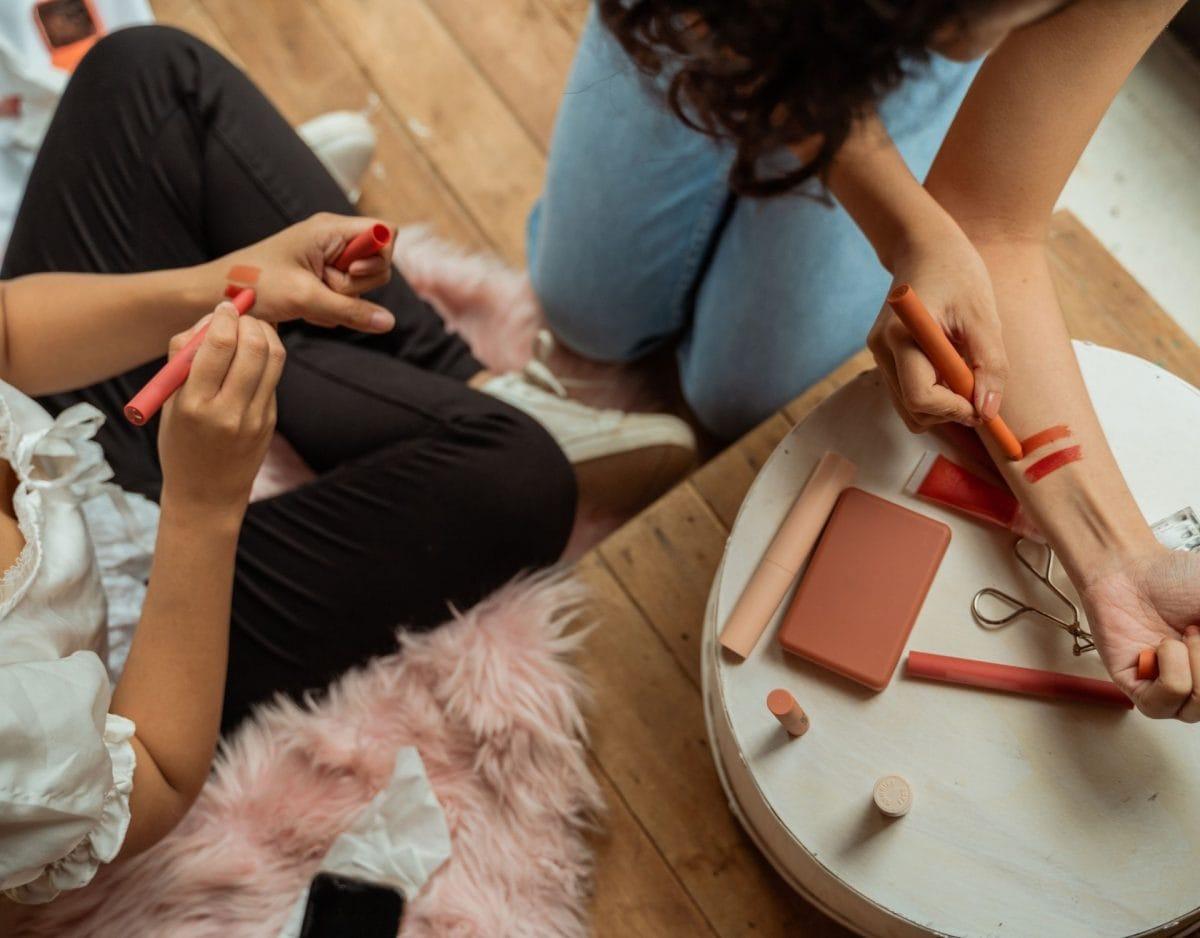 Beauty Produkte Make-Up Austausch