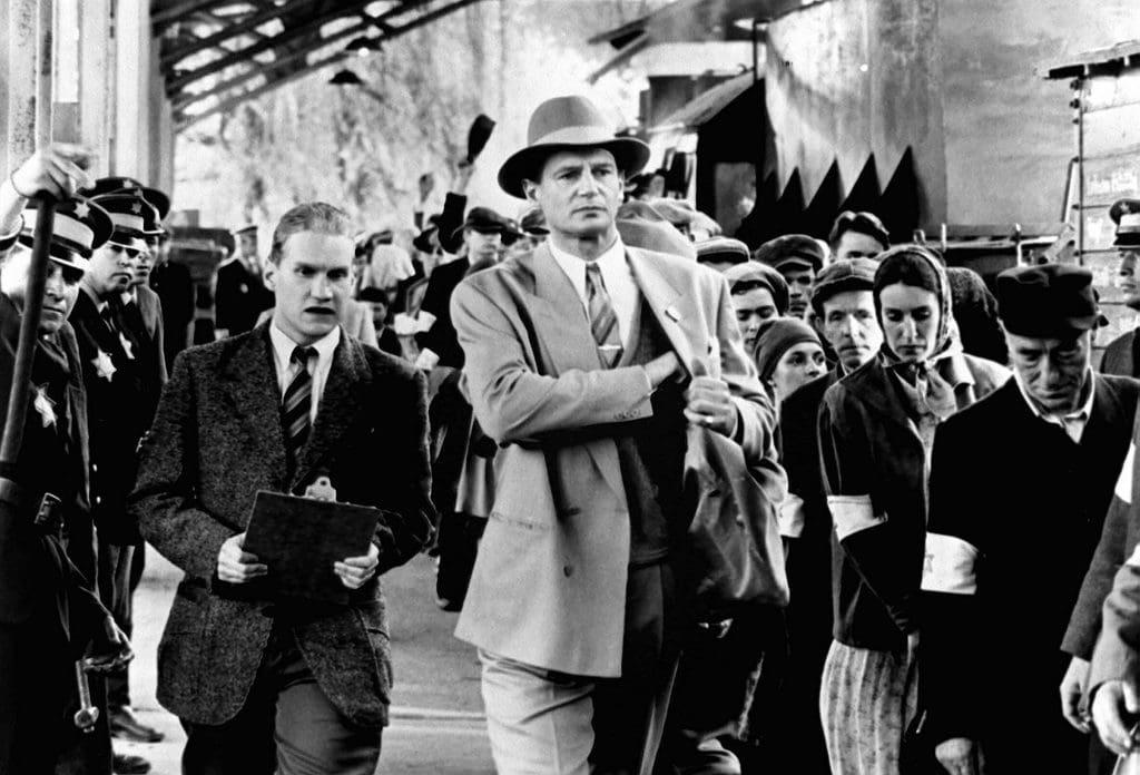 Buchverfilmungen Schindlers Liste