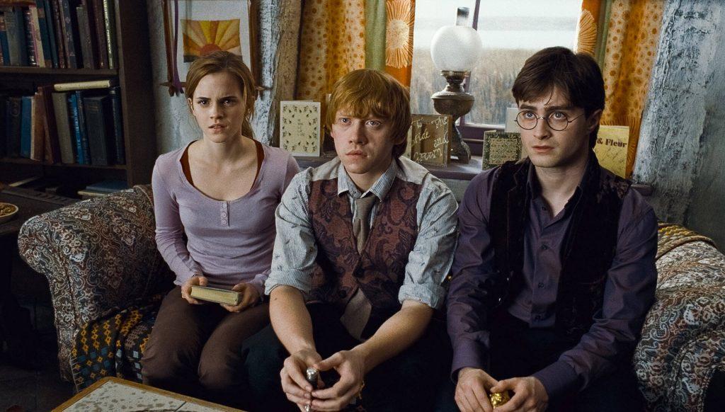 Buchverfilmungen Harry Potter