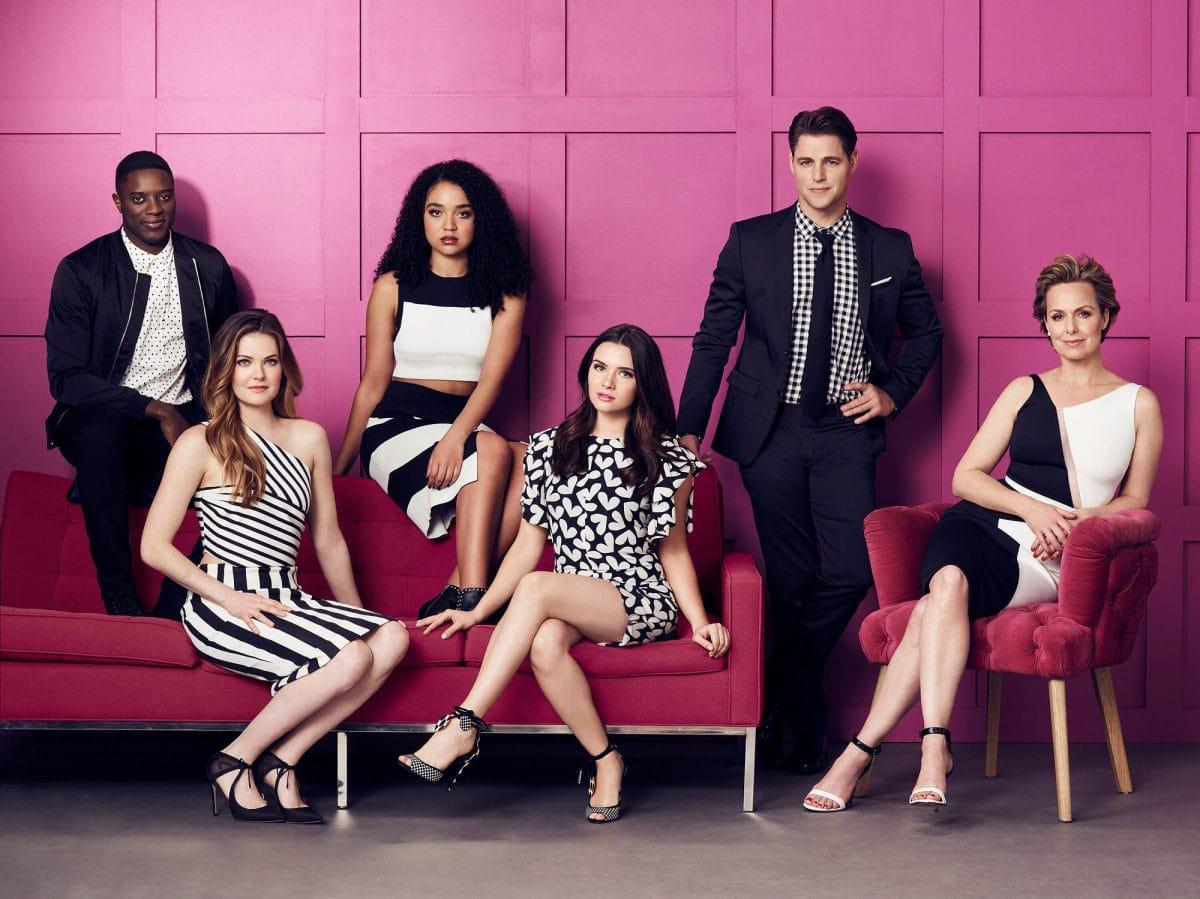 serien wie the bold type, alle sechs cast darsteller