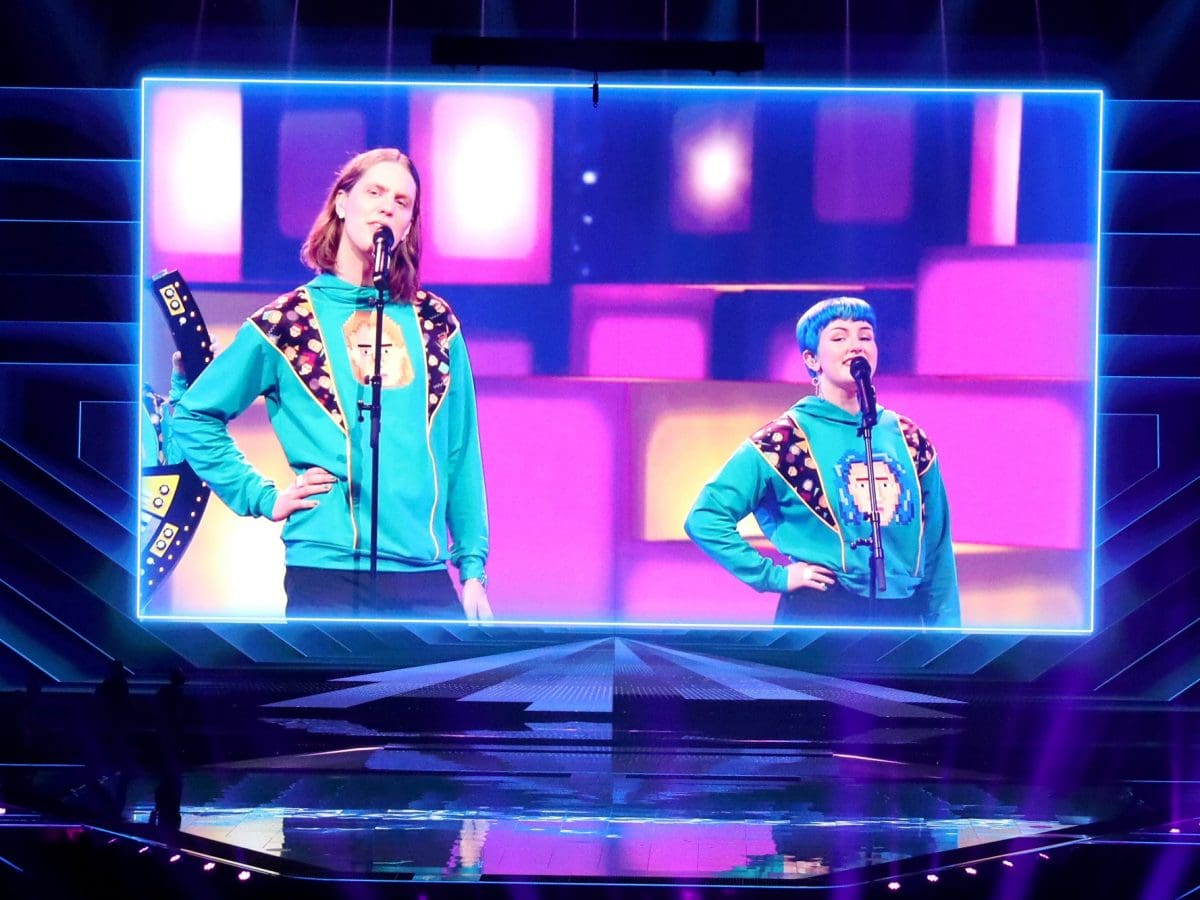 Iceland Eurovision 2021 Pullover island