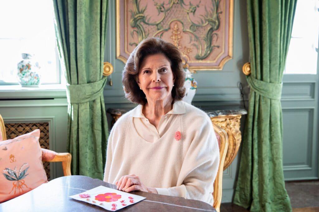 Königin Silvia von Schweden