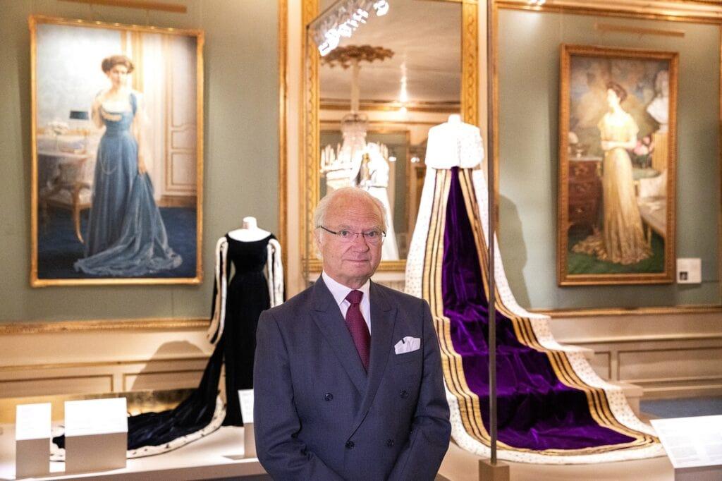 König Carl Gustav von Schweden