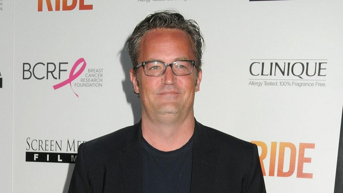 Schauspieler Matthew Perry verkörperte in der Sitcom