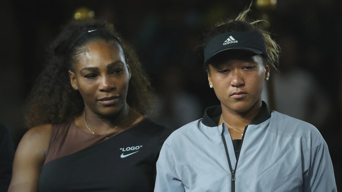 Serena Williams (l.) und Naomi Osaka bei den US Open 2018.. © Leonard Zhukovsky/Shutterstock.com