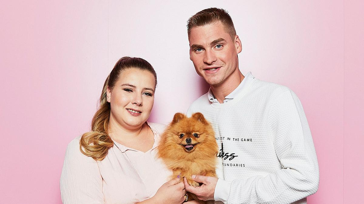 Auch Sarafina und Peter sind Teil der RTLzwei-Doku-Soap