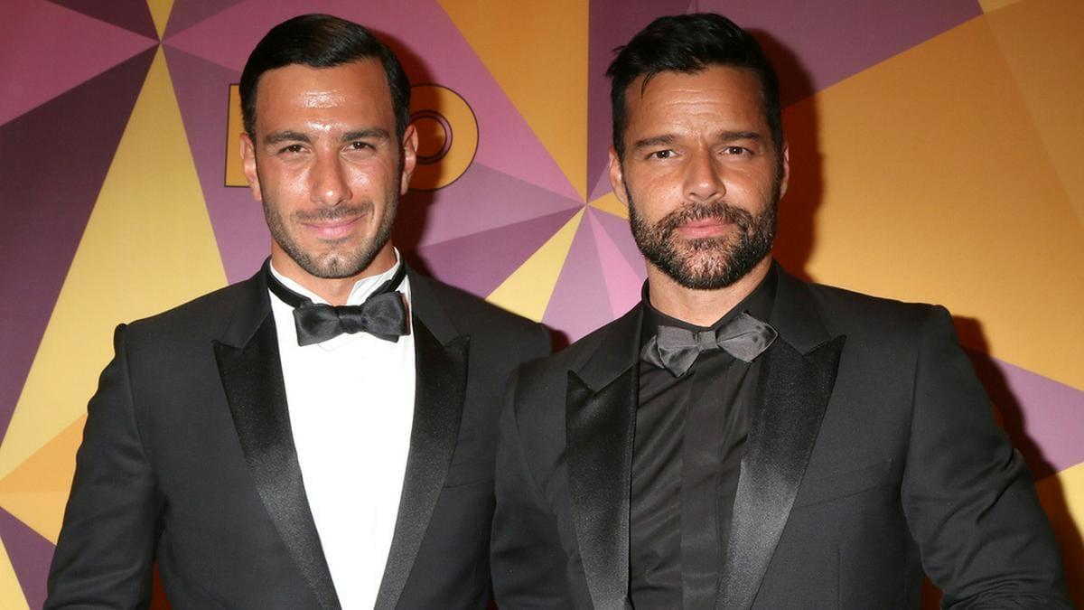 Ricky Martin (r.) und Jwan Yosef genießen ihr Familienleben.. © Kathy Hutchins/shutterstock.com