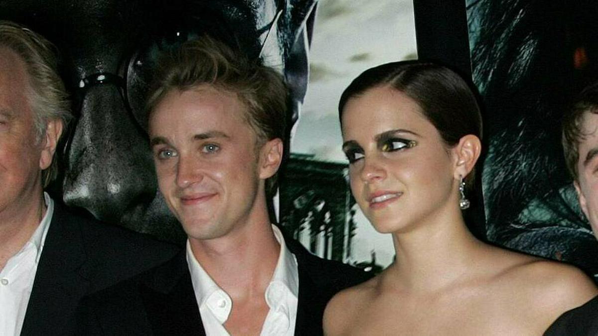 """Tom Felton spielte in der """"Harry Potter""""-Reihe die Rolle des jungen Draco Malfoy"""