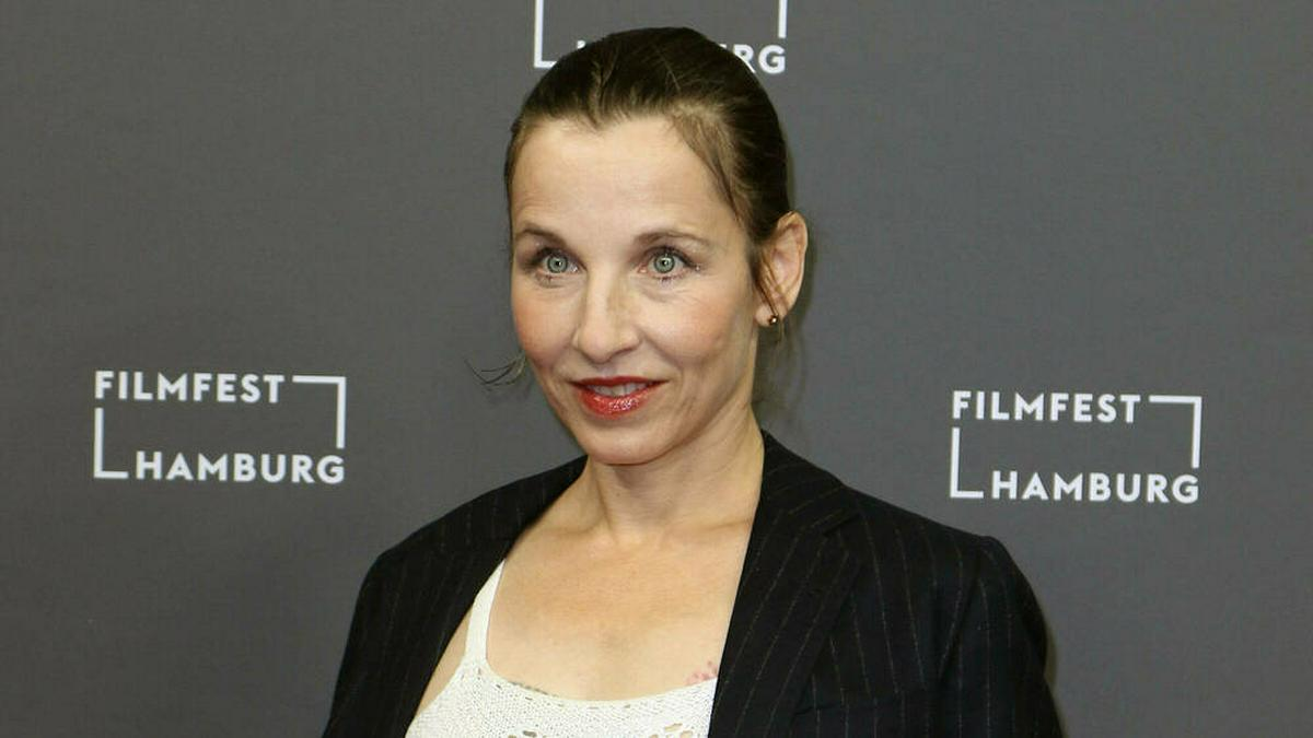 Meret Becker im Jahr 2020 in Hamburg. © imago images/Future Image