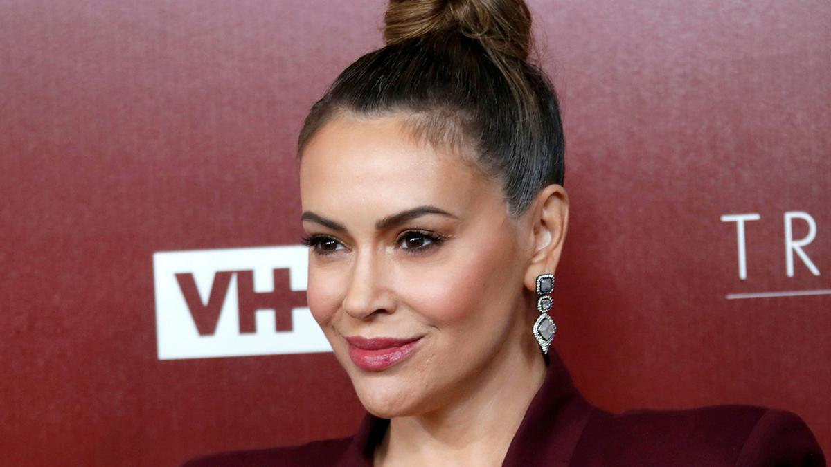 Alyssa Milano bei einem Event in Los Angeles