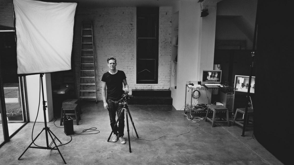 Bryan Adams fotografiert jetzt für Pirelli. © Pirelli