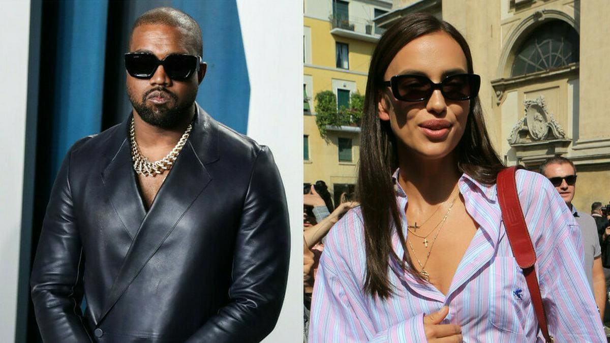 Kanye West und Irina Shayk waren zusammen in Frankreich.. © [M] Xavier Collin/Image Press Agency/ImageCollect / Shutterstock.com/Pierre Teyssot