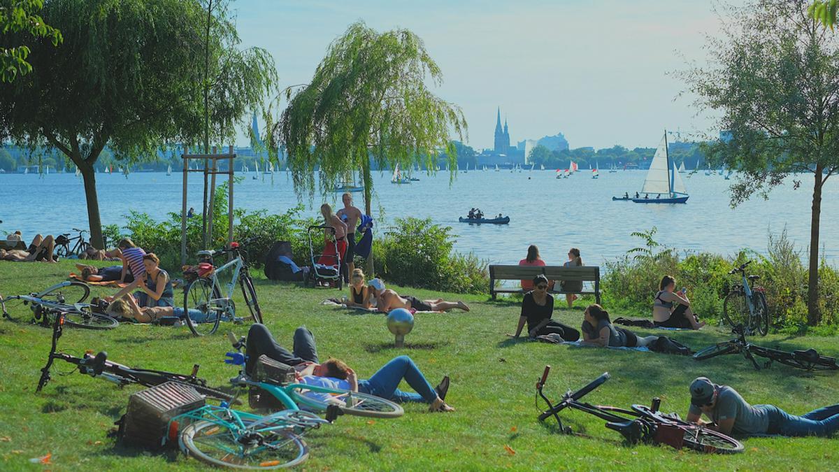 Hamburg wurde zum Grünen Energiemeister gekürt