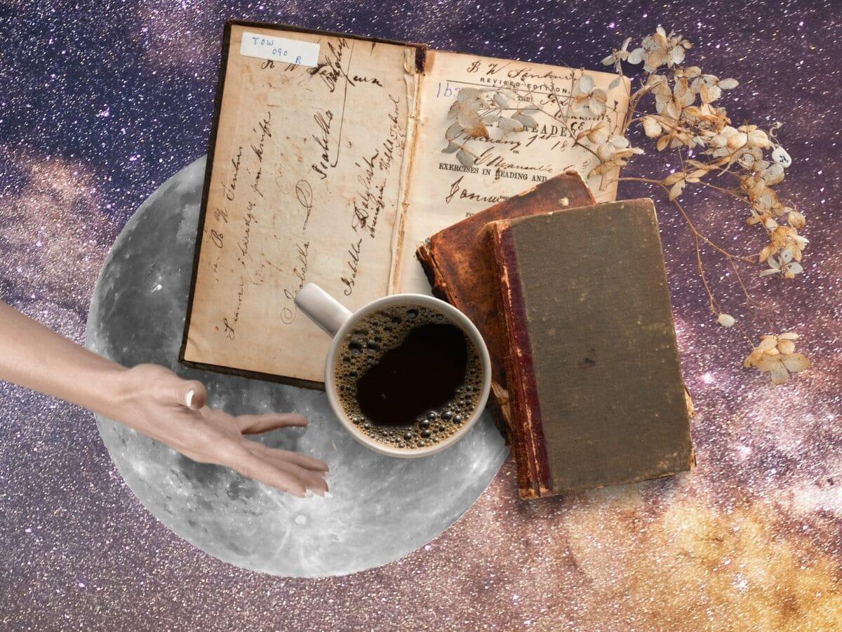 Astro Collage. Sternzeichen Buch