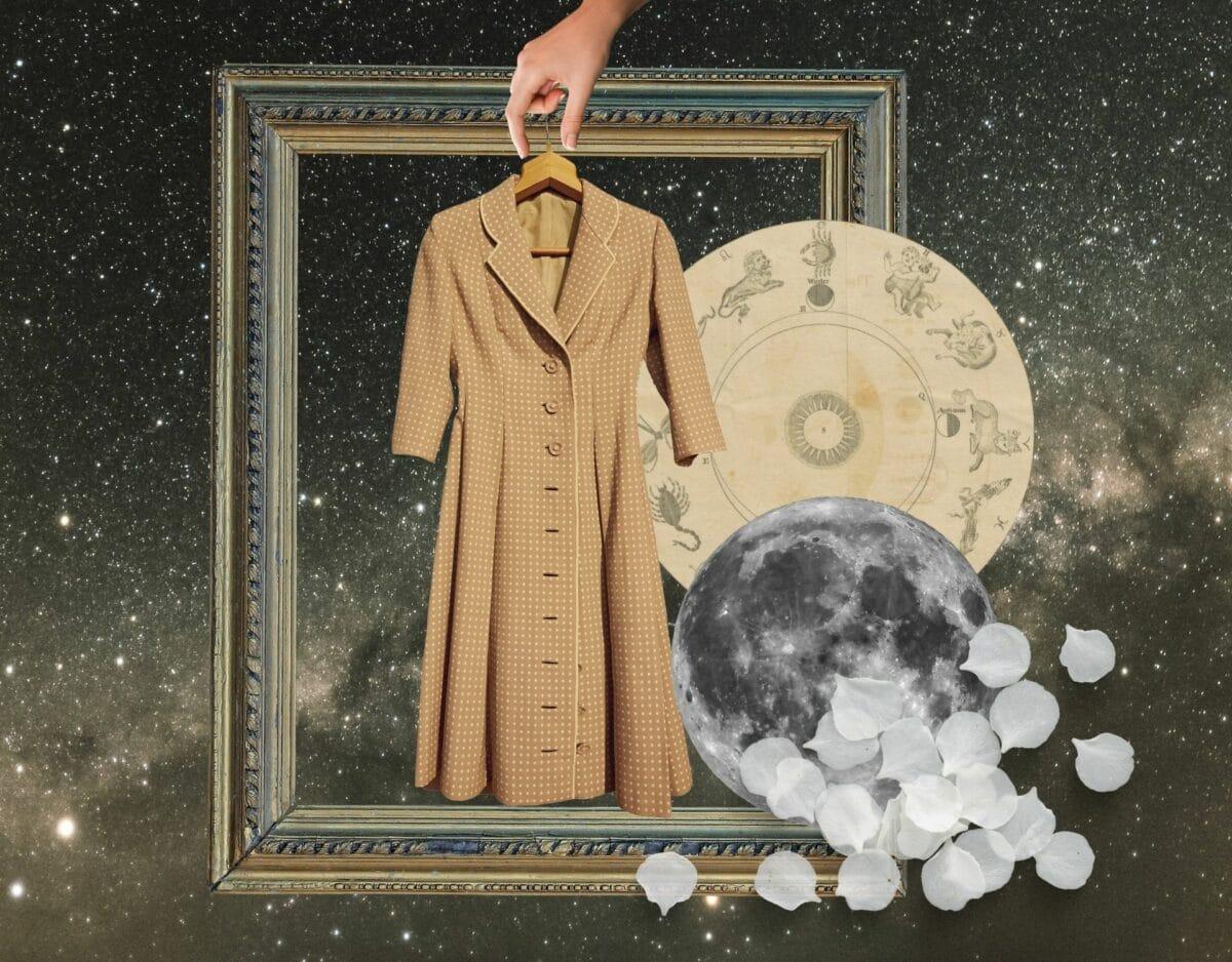 Sternzeichen Collage