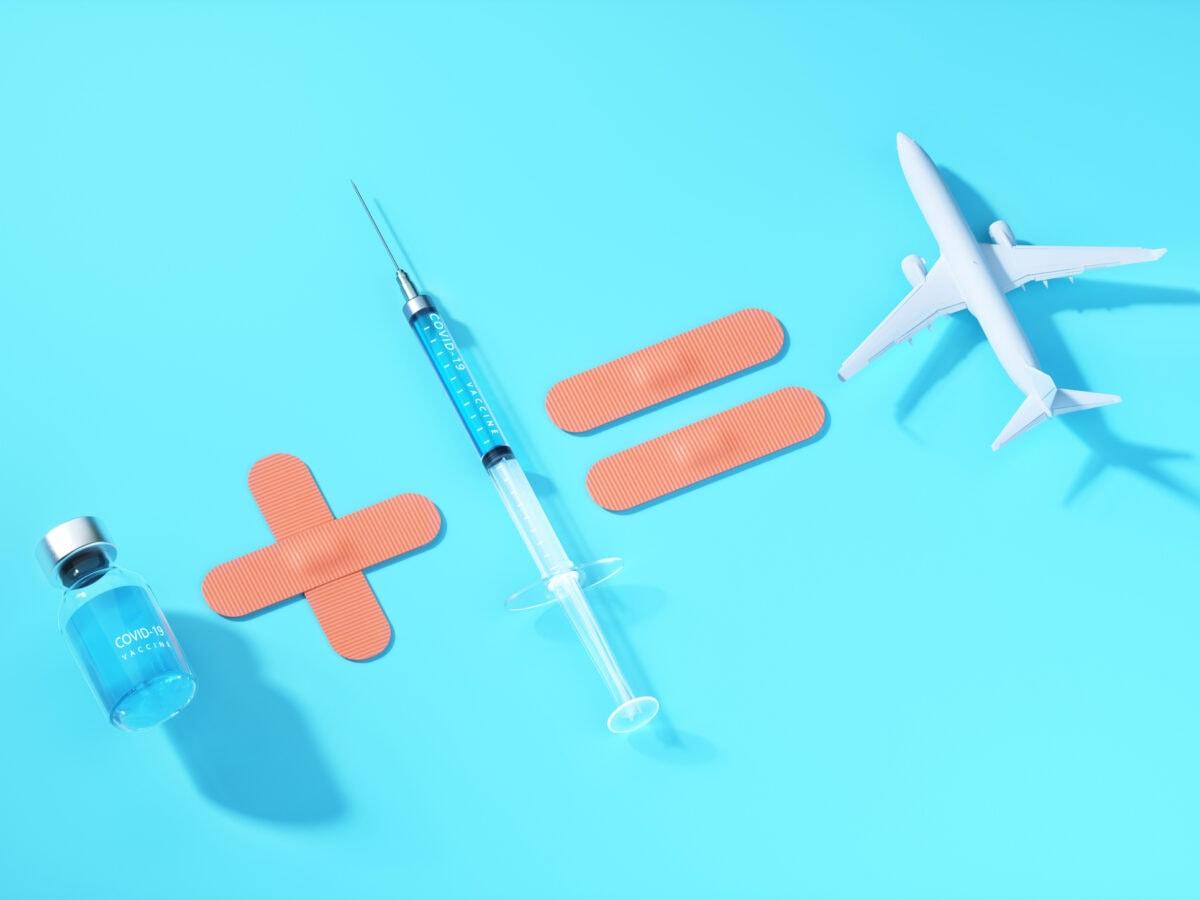 Reisen mit Impfung